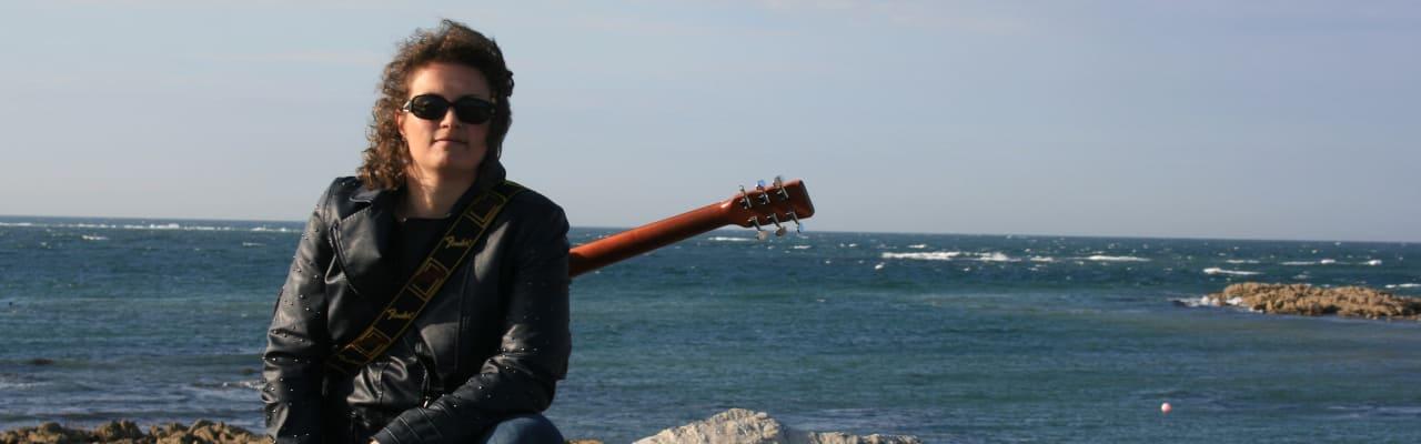 gwennaelle le grand guitare