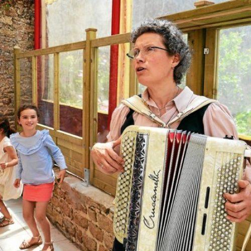 Reprise des concerts au manoir de Trouzilit || Le télégramme