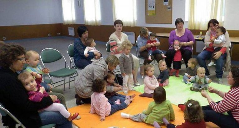 La Ribambelle : dernière séance musique pour les enfants