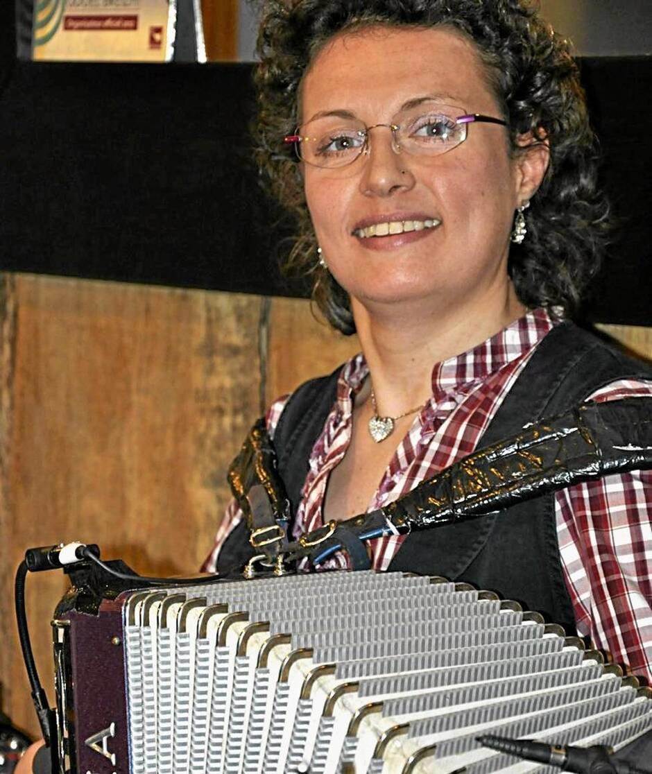 Gwennaëlle, musicienne au pays des Abers